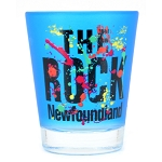 Shot Glass - The Rock