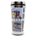 Travel Mug - Rowhouses of St. John's