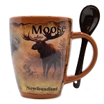 Moose with Narrative Mug