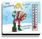 Thermometer - Magnet - Mummer 3