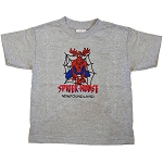 Kids - Spider Moose T-Shirt