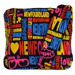 Newfoundland Canvas Tote Bag with I Love Newfoundland