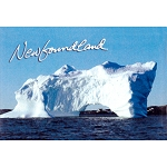 Magnet - Newfoundland Iceberg with Arch