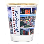 Shot Glass - Rowhouses of Newfoundland