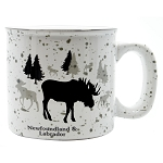 Mug - Newfoundland and Labrador Campfire Moose