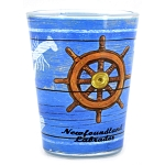 Shot Glass - Coastal/Nautical