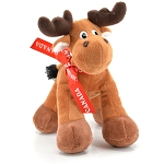 Standing Mini Moose Plush