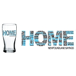 Beer Glass - Home with NL Sayings