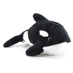 Plush - Orca Whale with Sounds