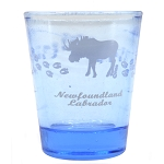 Shot Glass - Moose Prints