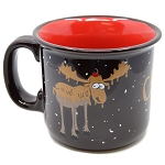 Chocolate Moose - Camp Style Mug