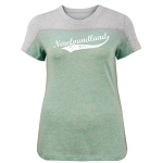 Ladies Baseball T-Shirt