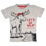 Kids Let's Go Wild T-Shirt