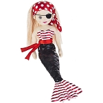 Mermaid Pirate Plush