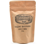 Newfoundland Seasonings Ragin' Bayman Spicy BBQ Seasoning - 100G Pouch