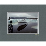 Matted 8 x 10 Photo - Pacquet, NL