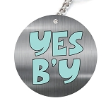 Key Chain - Yes B'y