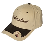 Newfoundland  -  Embroider  Moose - Cap