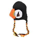 Toque - Crocheted Puffin  - Large