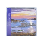 Lloyd Pretty Goose Cove Coaster Set
