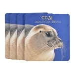 Seal NL Coaster Set