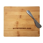 Wooden Newfoundland Cutting Board