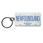 Key Chain - Newfoundland License Plate - 4