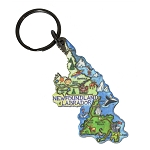 Key Chain - Newfoundland and Labrador - 4