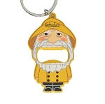 Fisherman  - Bottle Opener/ Magnet / Key Chain - 4