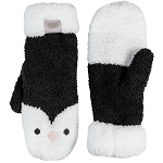 Coffee Shoppe - Mittens - Penguin