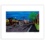 Bobbi Pike - Last Call on George - 8 x 10 - UnMatted Print