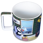 Mug - Puffin and Moose Mug Up