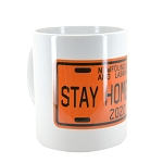Stay Home Year 2020 Mug