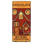 Newfoundland Chocolate Bar - Milk Orange - 42g