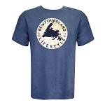 Unisex - T-Shirt - Newfoundland Lifestyle - Denim