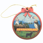Wooden Ornament - Scenic Newfoundland - 3