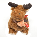 Plush - Mini Moose with Baby  - 7