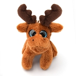 Key Chain - Big Eyed Moose - 4