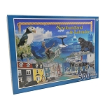 Puzzle  -  Newfoundland and Labrador -  Collage -  500 Piece -  18