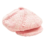 Infant - Salt & Pepper Cap - Pink