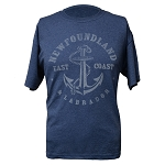Unisex T-Shirt - East Coast Anchor
