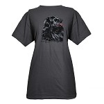 Unisex T-Shirt - Newfoundland Dog - Charcoal