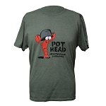 Unisex T-Shirt - Pot Head - Newfoundland and Labrador