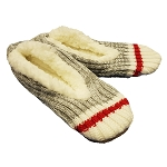 Ladies - Lumberjack Slippers - large