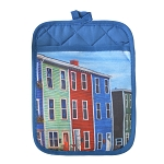 Row House - Pot Holder