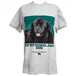 Unisex T-Shirt - Newfoundland Dog