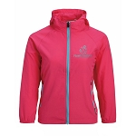 Landway - Girls Windbreaker - Newfoundland - Berry