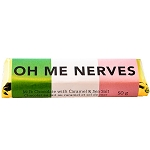 Chocolate Bar - Newfoundland  Sayings - Oh Me Nerves - 50g