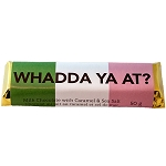 Chocolate Bar - Newfoundland  Sayings - Whadda Ya At? - 50g