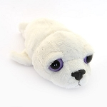 Plush  Seal - Big Eyes - 6 1/2